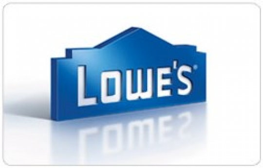 Win A $200 Lowe's Gift Card