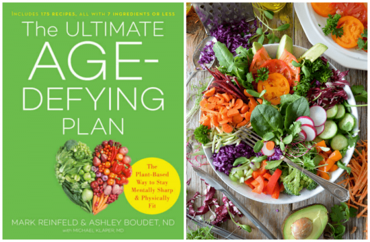 Win The Ultimate Age Defying Plan Worth $27