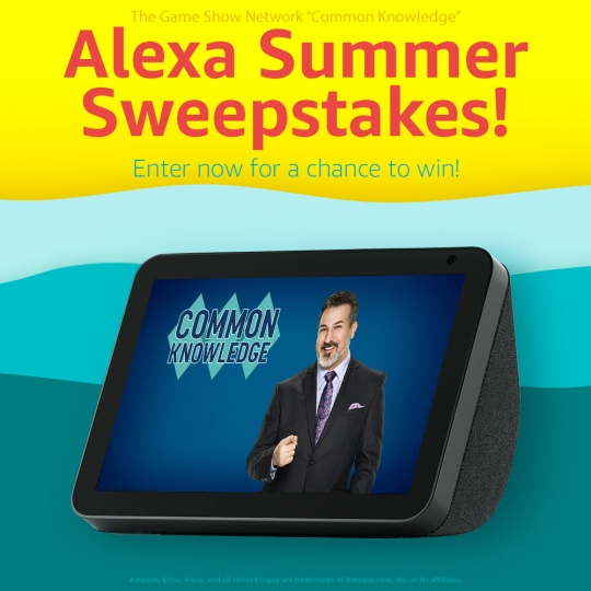 Win A 0 Amazon Alexa